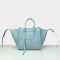 2014 celine phantom bag in original leather 88033 blue