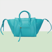 2014 celine phantom bag in original leather 88033 light blue
