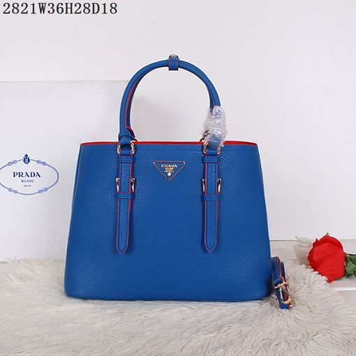 2015 Prada spring and summer new models 2821 blue