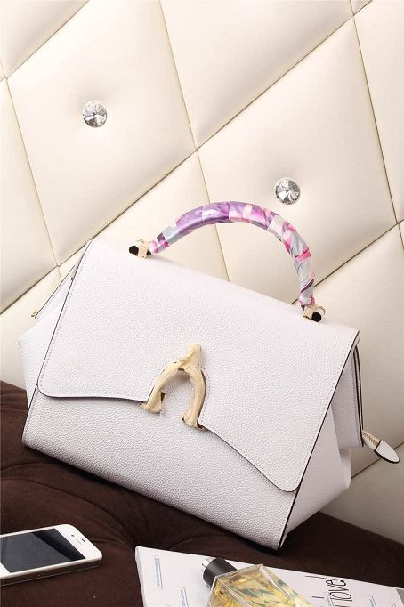 Hermes kelly 35CM stirrup top handle bag 30560 white