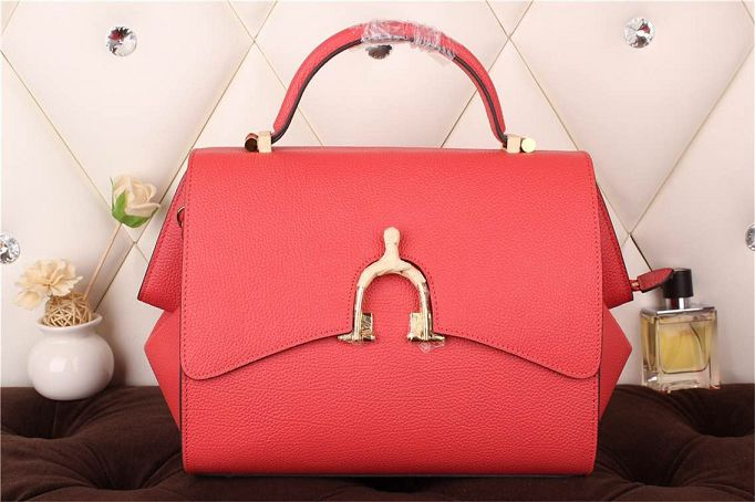 Hermes kelly 35CM stirrup top handle bag 30560 red
