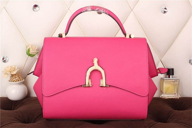 Hermes kelly 35CM stirrup top handle bag 30560 rose