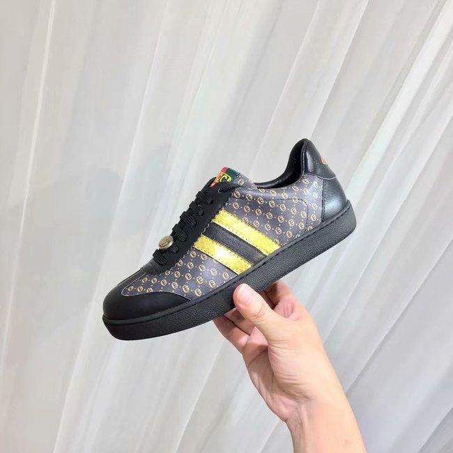 0b61b14758c Womens Gucci-Dapper Dan G74 sneaker 536877 black -  229.00