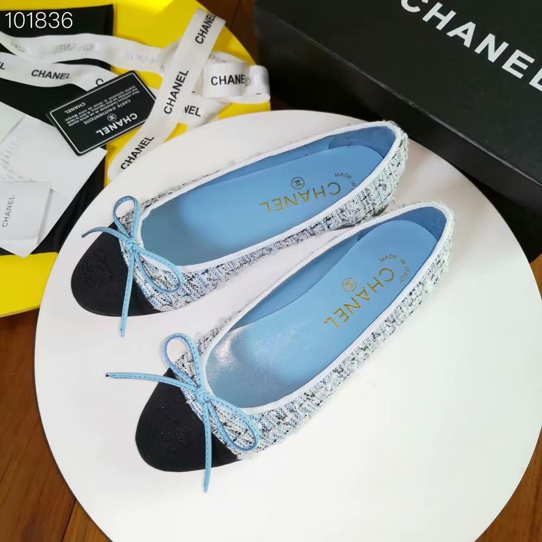 Chanel shoes CH2524H-3