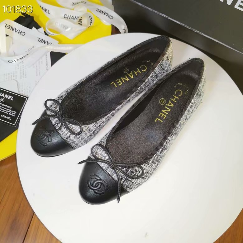 Chanel shoes CH2524H-6