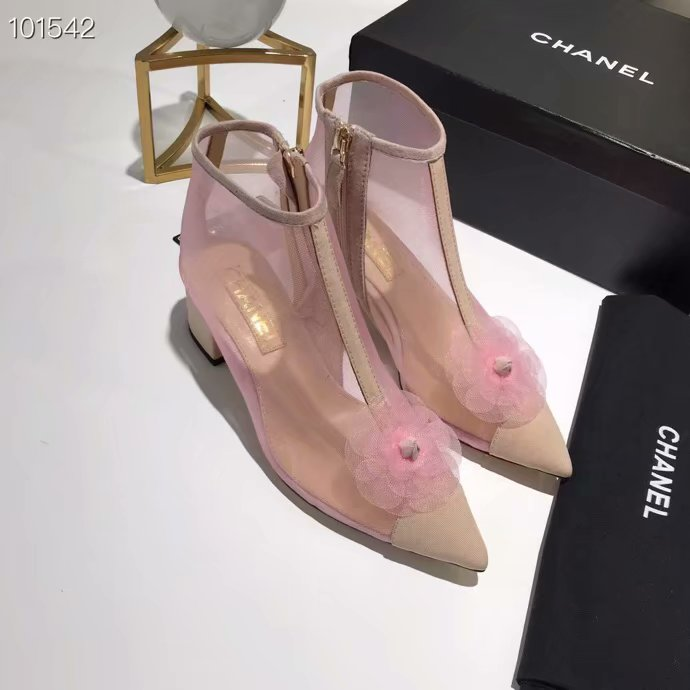 Chanel Shoes CH2534JYX-1