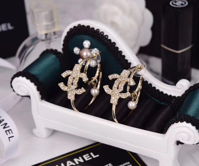 Chanel Earrings CE5167